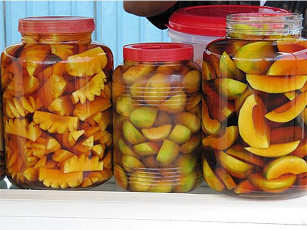fruit pickles